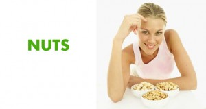 Healthy snacks for weight loss – Nuts